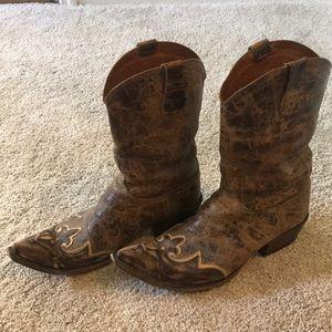 Lucchese Handmade Diva Cowboy Boots